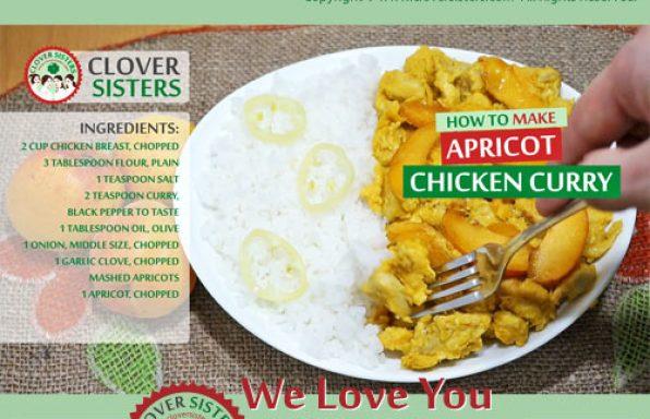 apricot chicken curry recipe