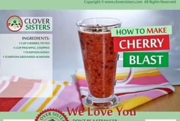 Health and beauty benefits of sweet cherries