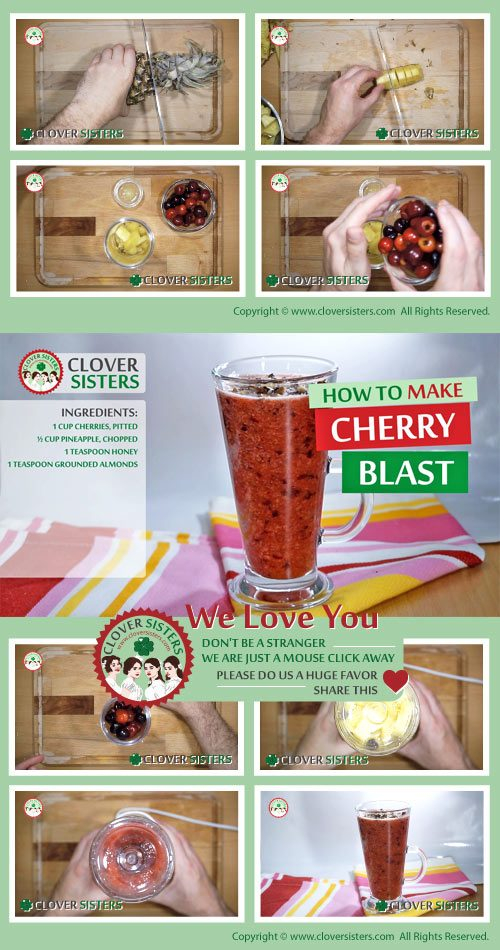 cherry blast for health
