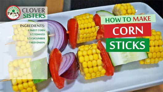 corn sticks recipe