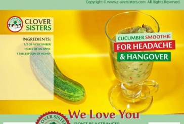 Health and beauty benefits of cucumbers