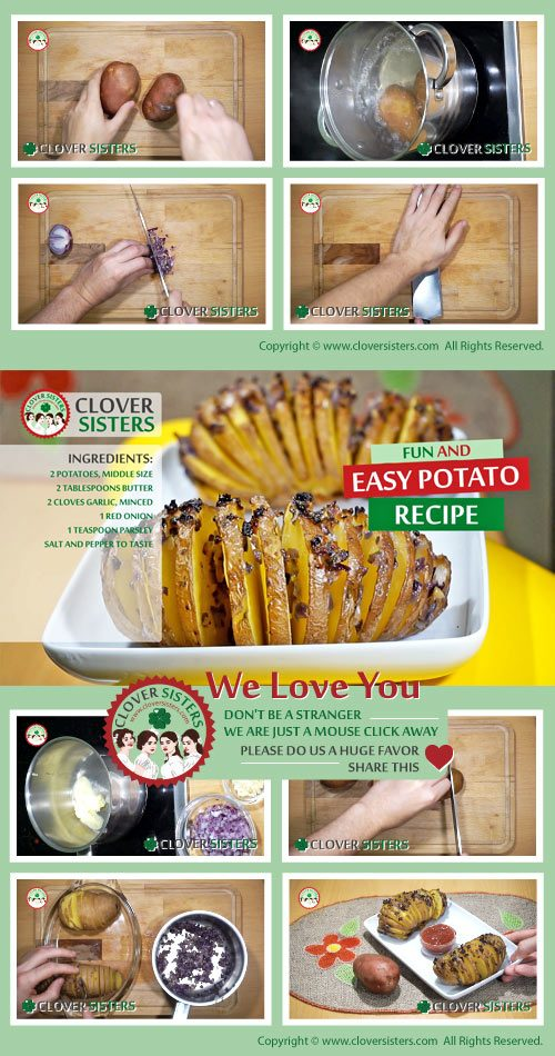 fun easy potato recipe
