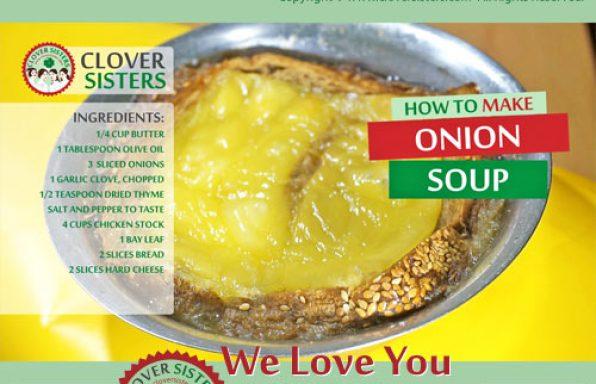 healthy onion soup recipe