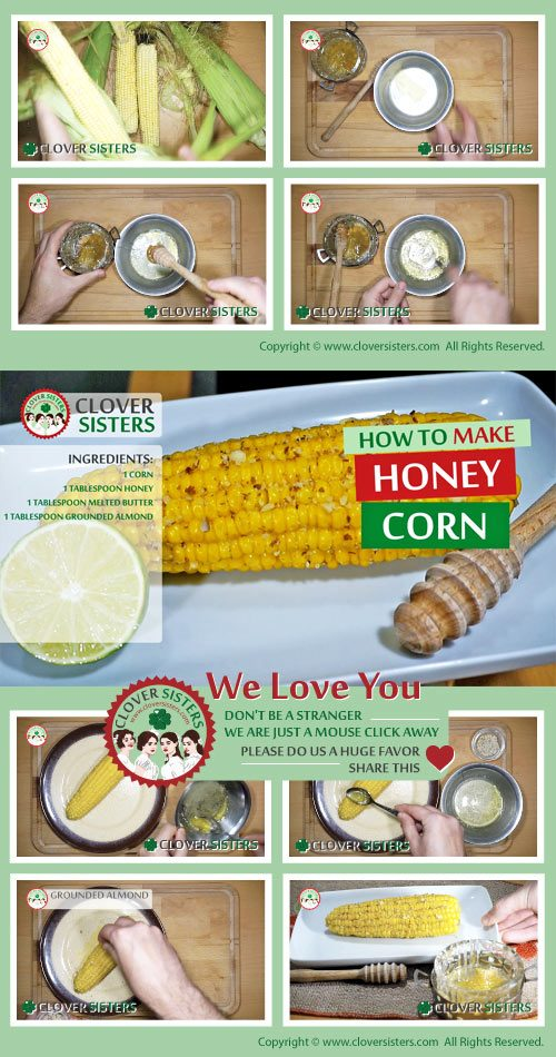 honey corn recipe