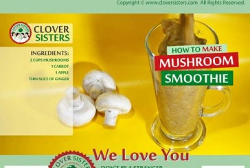 Health and beauty benefits of mushrooms
