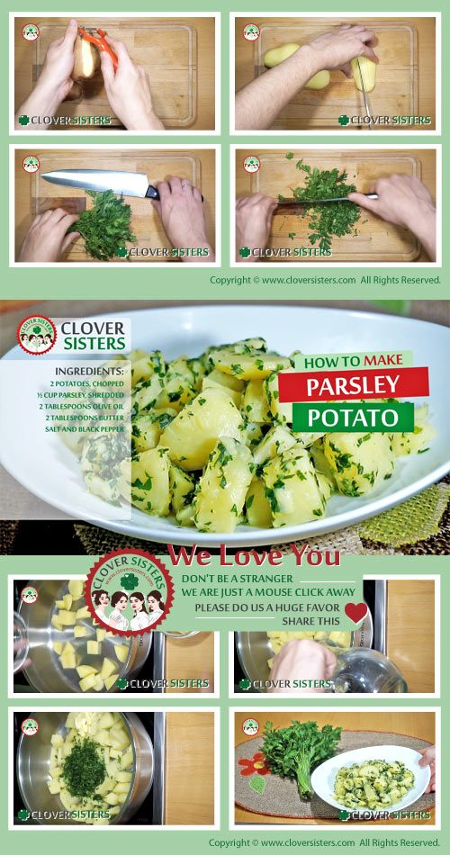 parsley potato recipe recipe