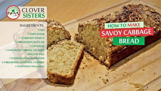 savoy cabbage bread recipe