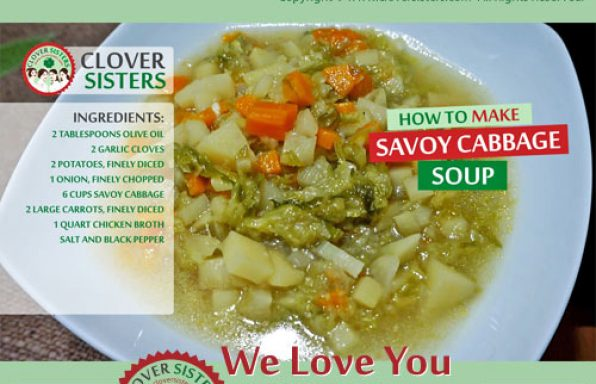savoy cabbage soup recipe