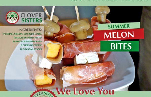 summer melon bites recipe