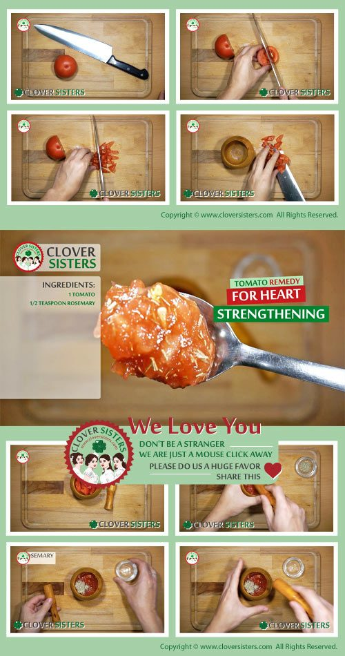 tomato remedy heart strengthening