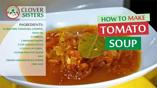 fresh tomato soup recipe