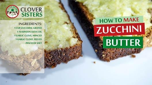 zucchini butter recipe